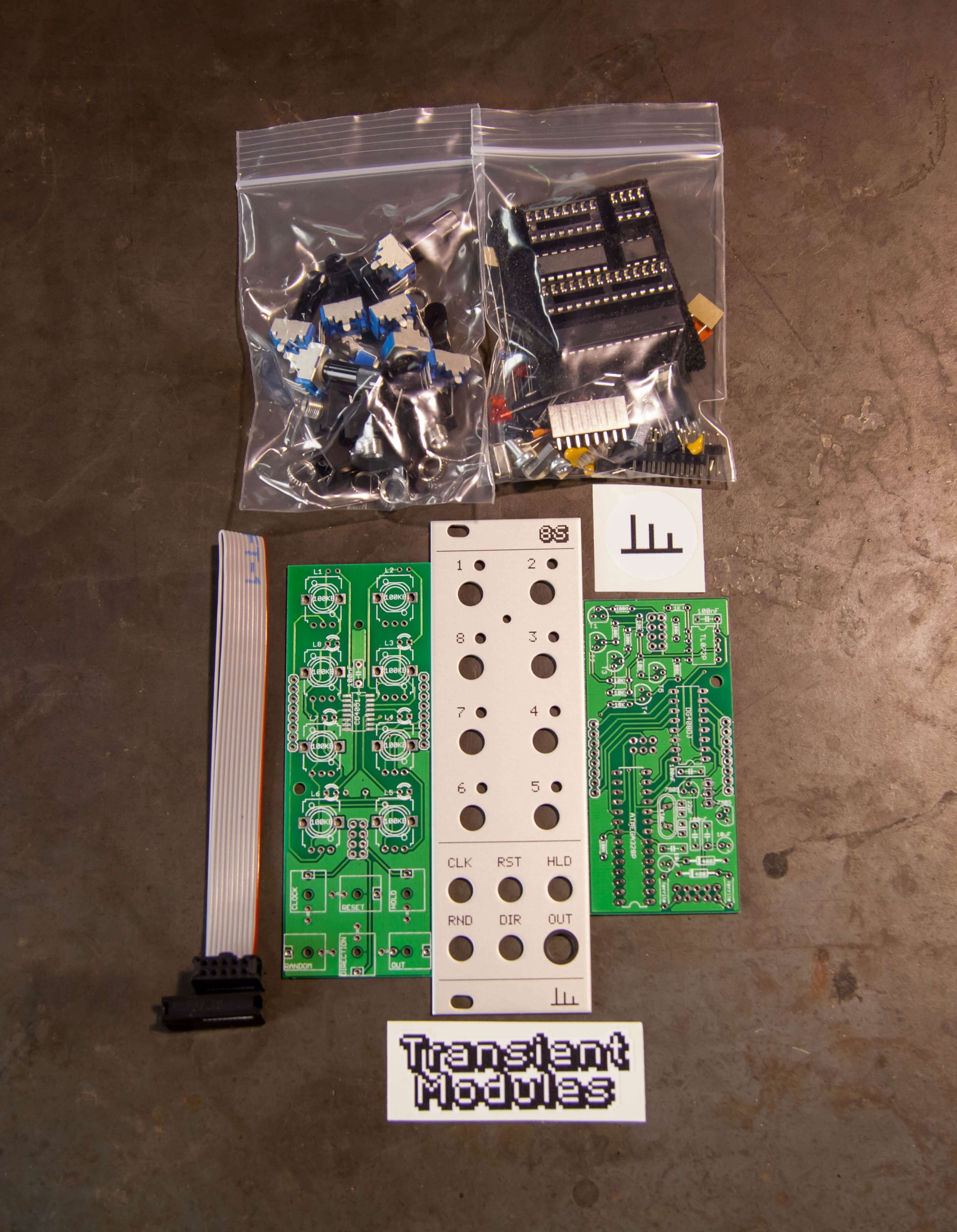 Transient Modules - 2M DIY Kit - Befaco Shop