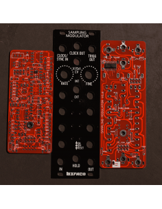 Sampling Modulator PCB & Panel Set