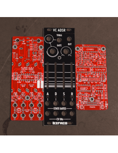 VC ADSR PCB & Panel Set