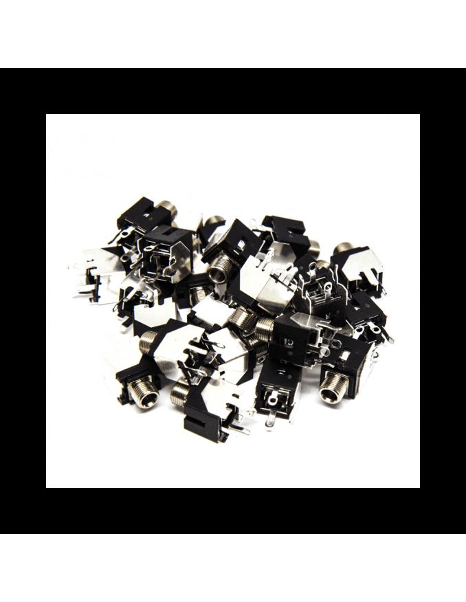 25x Mini-jacks PJ398S0