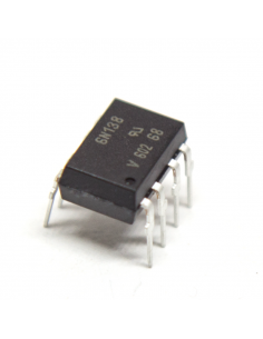 6N138 - High-speed Optocoupler IC x5 units