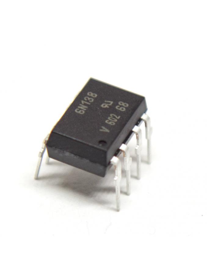 5x 6N138 ICs