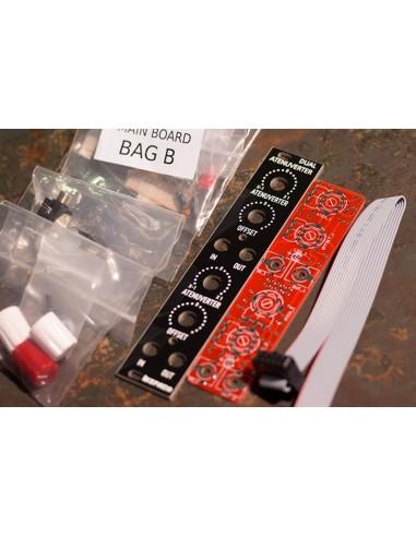 Dual Attenuverter Eurorack Module DIY Kit by Befaco