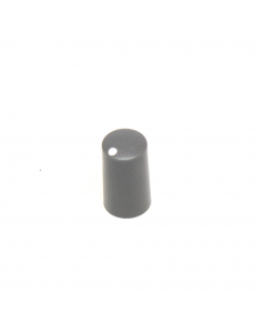 Knob | Miniature, Dark Gray, 7.5mm | x5 units
