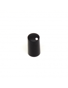 Knob | Miniature, Black, 7.5mm | x5 units