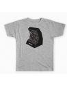 Child's Befaco T-Shirt (Light Grey - Age 7-8)