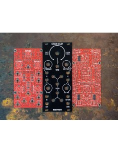 Crush Delay v3 PCB & Panel Set