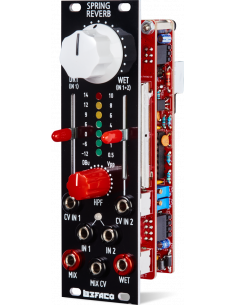 Spring Reverb Assembled Module
