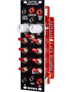 Sampling Modulator Assembled Module