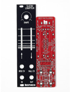 VC Slew Limiter PCB & Panel...