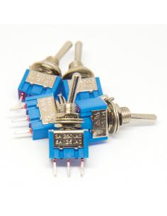 Toggle Mini Switch - SPDT...