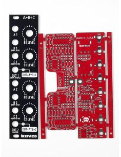 A*B+C PCB & Panel Set