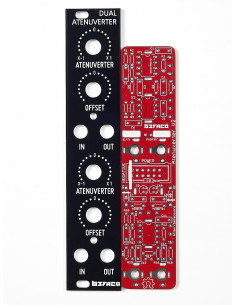 Dual Attenuverter PCB &...