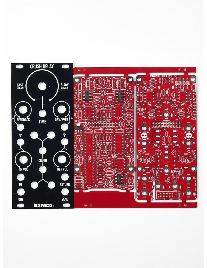 Crush Delay v3 PCB & Panel Set