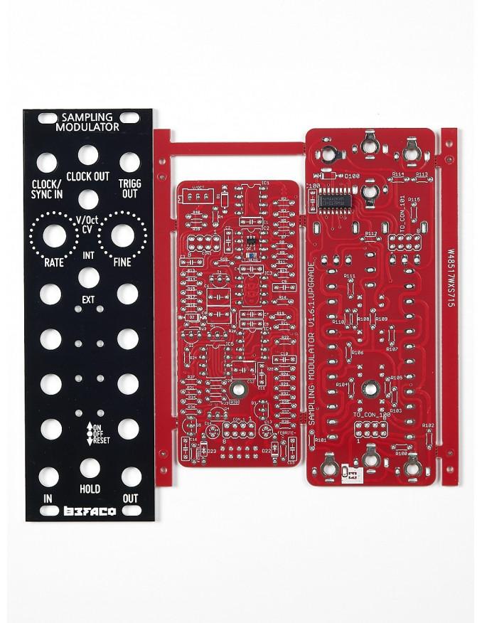 Sampling Modulator PCB & Panel Set