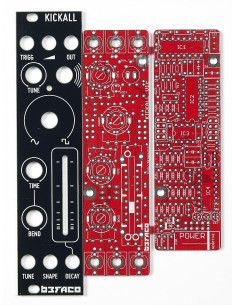 Hex Mix VCA PCB & Panel Set