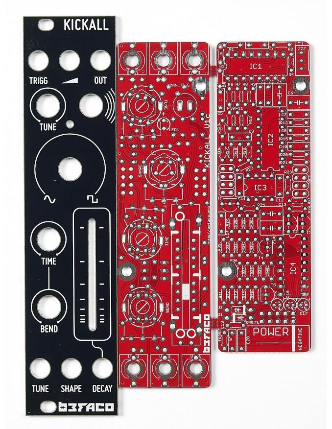 Hex Mix VCA PCB & Panel Set