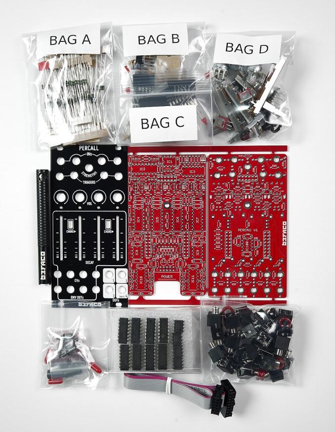 Percall DIY Kit