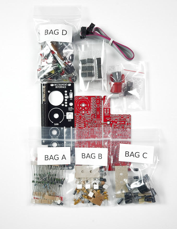 Instrument Interface DIY Kit