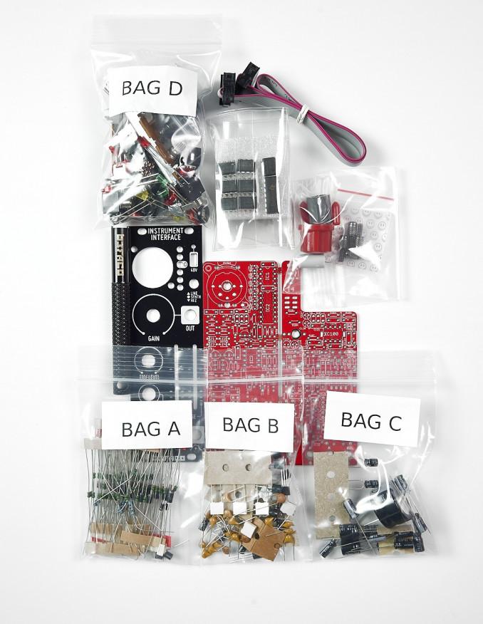 Instrument Interface DIY Kit