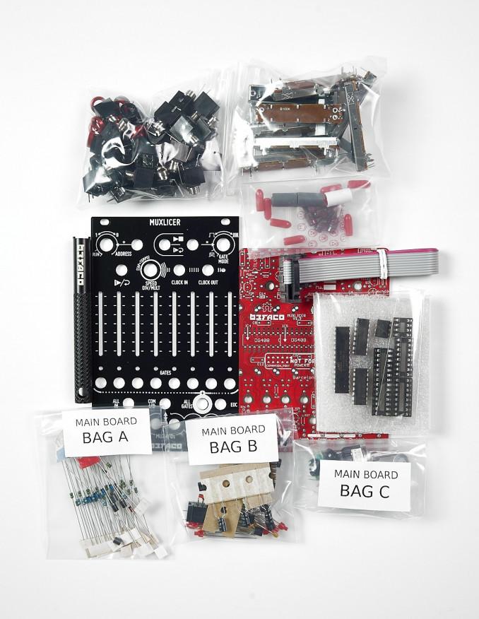 Muxlicer DIY Kit