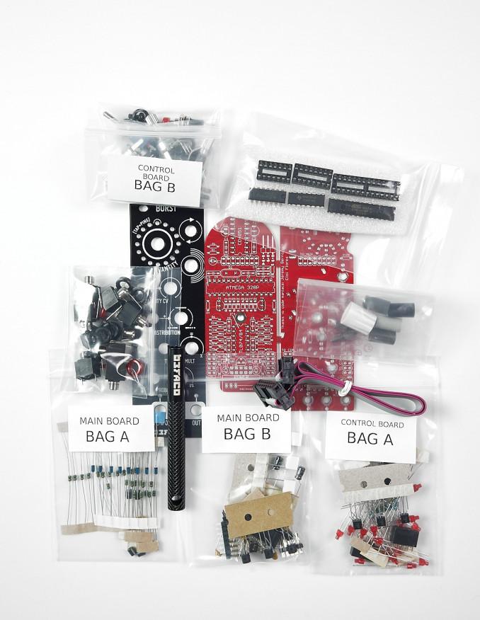 Burst DIY Kit