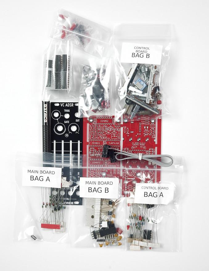 VC ADSR DIY Kit
