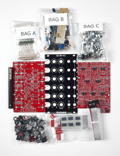 Hex Mix VCA DIY Kit
