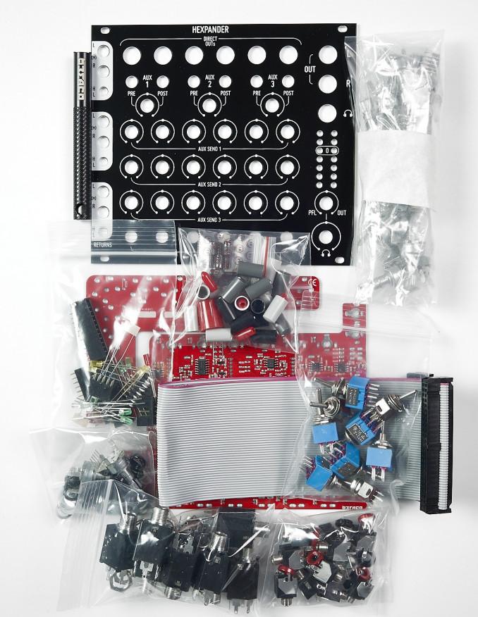 Hexpander Presoldered DIY Kit