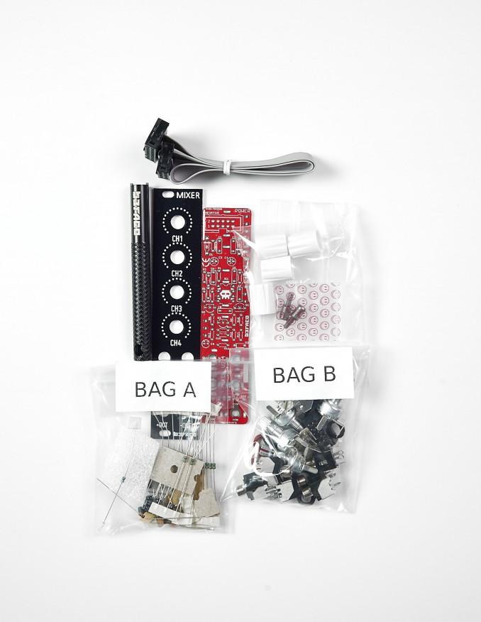 Mixer DIY Kit