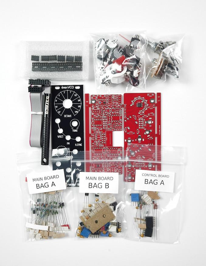 Even VCO DIY Kit