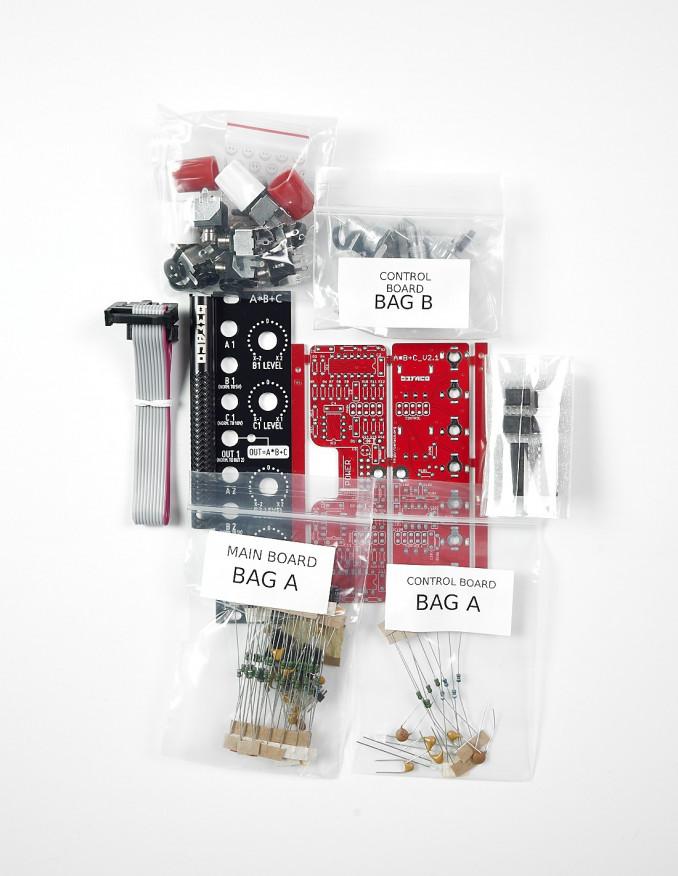 A*B+C DIY Kit
