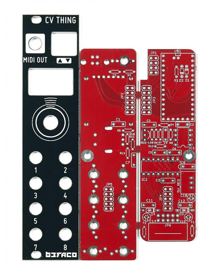 CV Thing PCB/Panel Set
