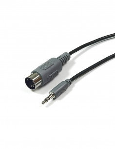 DIN 5 MIDI to TRS Cable -...