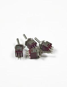 Toggle Mini Switch - DP3T...