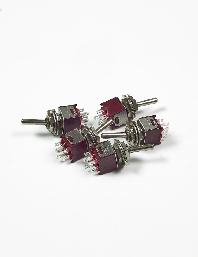 Toggle Sub Mini Switch - DPDT ON-ON...