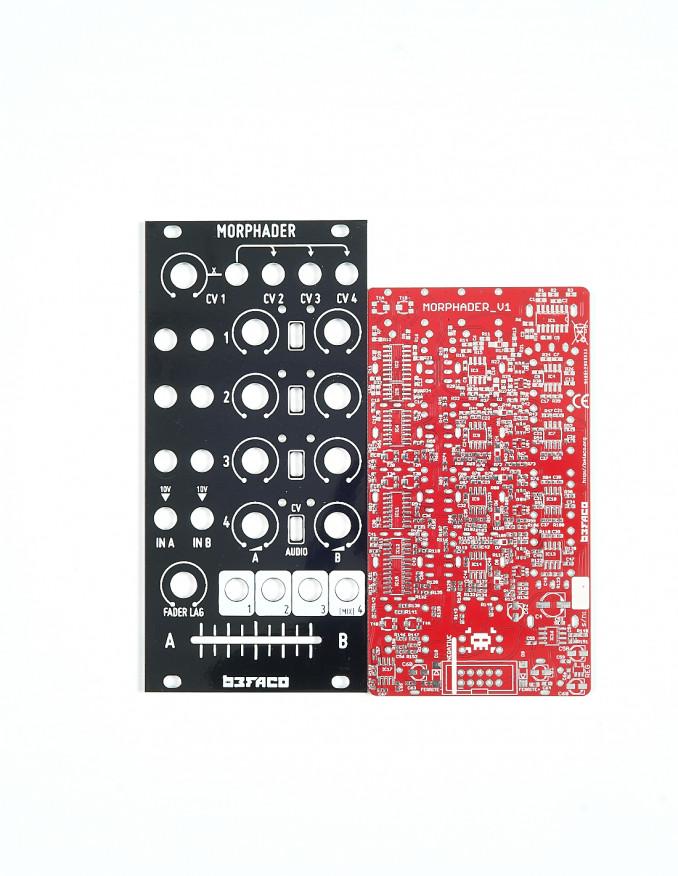 Morphader PCB/Panel Set