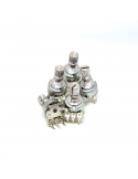 Potentiometer - 12mm B100k x5 units