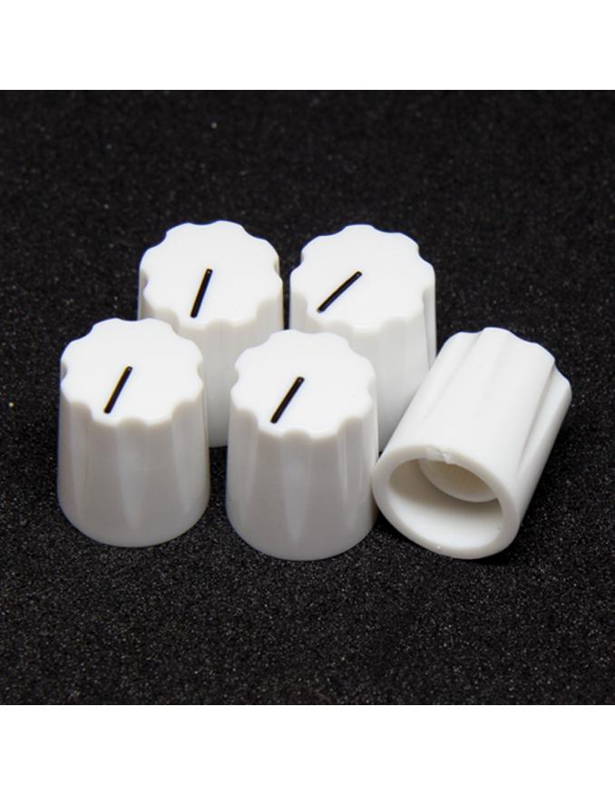 Knob - Davies 1900h Clone, white x5 Units