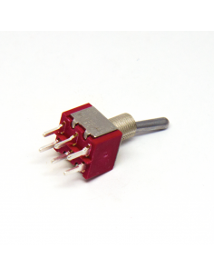 Toggle Switch - DPDT ON-ON...