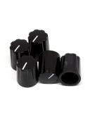 Knob | Davies 1900h Clone, black | x5 Units