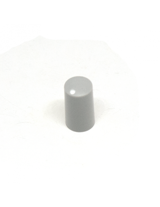 Knob | Miniature, Light Gray, 7.5mm | x5 units