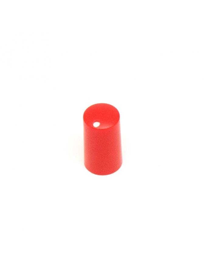 Knob | Miniature, Red, 7.5mm | x5 units