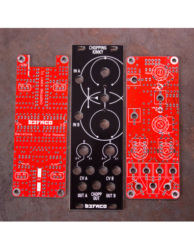 Chopping Kinky PCB & Panel Set